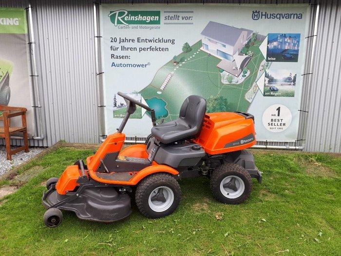 Gebrauchte                                          Gartentechnik:                     Husqvarna - HUSQVARNA - RIDER R 11 C (gebraucht)