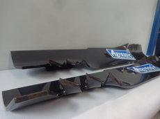 Gebrauchte  Anbaugeräte: Winterdienst - Federklappen Sicherheits-Schneeräumschild (gebraucht)