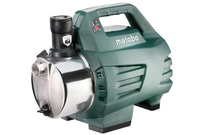 Hauswasserautomaten:                     Metabo - HWA 3500 Inox