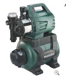 Hauswasserwerke: Metabo - HWW 4500/25 Inox Plus