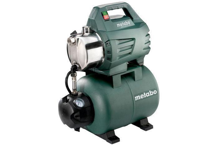 Pumpen:                     Metabo - HWW 3500/25 Inox