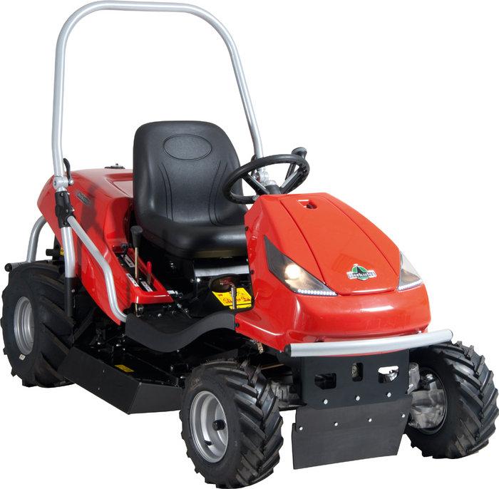Geländemäher:                     Herkules - HXT 920 2WD