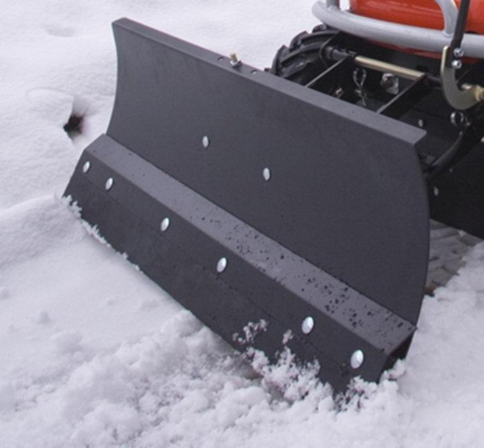 Optional: Schneeschild