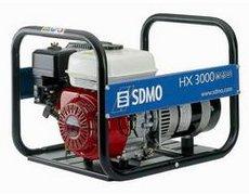 Stromerzeuger: SDMO - HX 3000 C
