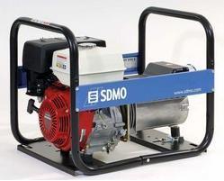 Stromerzeuger:                     SDMO - HX 6080 C
