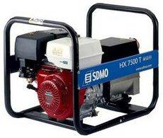 Stromerzeuger: SDMO - SH 7500 T