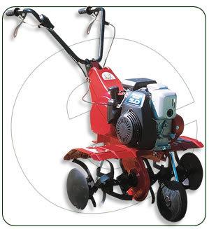 Motorhacken:                     Eurosystems - H 150 RG (Briggs & Stratton)