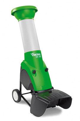 Mieten                                          Gartenhäcksler:                     Viking - Häcksler (Elektro) (mieten)