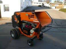 Gartenhäcksler: Eliet - Prof 5 Hydro 13 PS Honda GX390