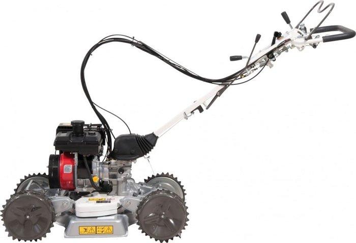 Mieten                                          Wiesenmäher:                     Telsnig - Hang-Hochgrasmäher / Böschungsmäher SP1000 4WD (mieten)