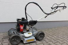 Gebrauchte  Profirasenmäher: TELSNIG - Hang-Hochgrasmäher SP 1000 4WD (gebraucht)