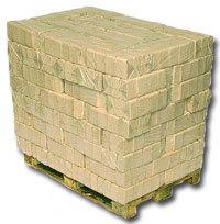 Brennstoffe: Firestixx - Holzpellets Palette 66x15kg Sack (0,99t) Testnote: 1,7