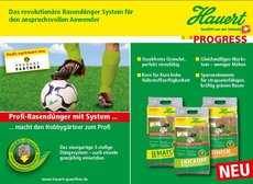 Rasendünger: HAUERT - Hauert Progress Profi-Rasendünger