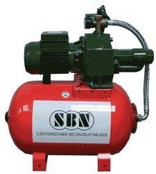 Hauswasserwerke: SBN - Hauswasser-Versorgungsanlage Jett 2000