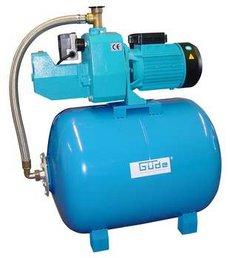Hauswasserautomaten: Güde - Hauswasserautomat CAB 200/100 400 V