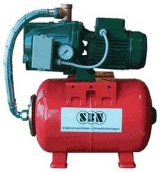 Hauswasserwerke: SBN - Hauswasserversorgung Jett 900
