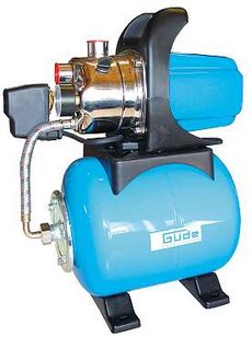 Hauswasserautomaten: Güde - Hauswasserautomat HWA 800 K