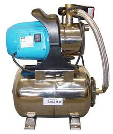 Hauswasserwerke: Güde - Hauswasserwerk INOX 100/24