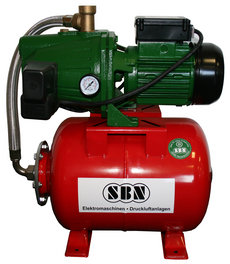 Hauswasserwerke: SBN - Hauswasserwerk Jett 1300