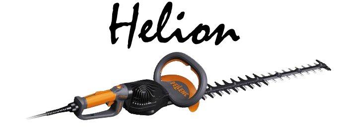 Gebrauchte                                          Akkuheckenscheren:                     Pellenc - Helion (gebraucht)