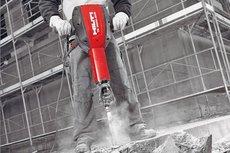 Mieten  Hydraulikhämmer: Hilti - Hilti TE 3000 Abbruchhammer (mieten)