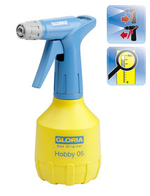 Sprühgeräte: Gloria - Hochleistungssprühgerät 410 TKS Profiline