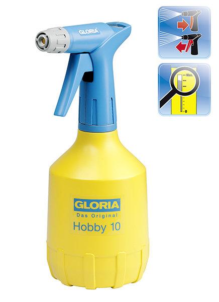 Sprühgeräte:                     Gloria - Hobby 10