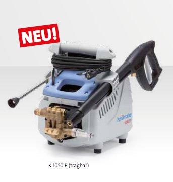 Kaltwasser-Hochdruckreiniger:                     Kränzle - Hochdruckreiniger 1050 P
