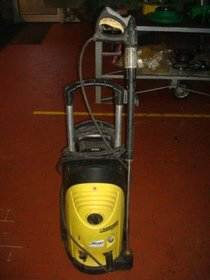 Gebrauchte  Kaltwasser-Hochdruckreiniger: Kärcher - Hochdruckreiniger HD6/16M (gebraucht)