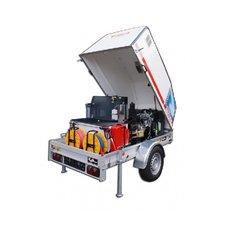 Heißwasser-Hochdruckreiniger: Oertzen - Hochruckreiniger SuperMagnum 220 ELC