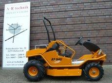 Mieten Aufsitzmäher: AS-Motor - Hochgras- Geländeaufsitzmäher (mieten)