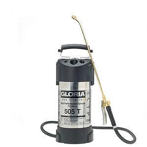Sprühgeräte:                     Gloria - Hochleistungssprühgerät 505 T Profiline