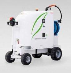 Gebrauchte  Golfplatztechnik: Oeliatec - Hoedic mit Fahrgestell (gebraucht)