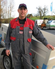 Inspektion: Jo Mehl - Rasenmäher Kundendienst Mini