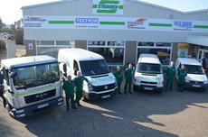 Reparatur: SERVICE - Hol- und Bringservice