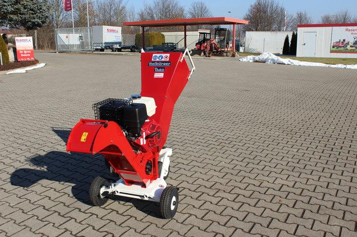 Mieten                                          Gartenhäcksler:                     Tielbürger - Holzhäcksler th80 Benzin (mieten)