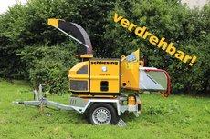 Mieten  Gartenhäcksler: Eliet - Super Prof 2000 ABM (18 PS) B&S Vanguard (mieten)