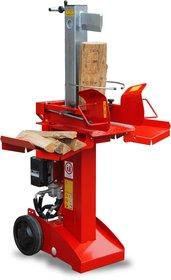 Holzspalter: Herkules - Holzspalter 12,0 Tonnen Elektro/Zapfwelle / EN 609-1