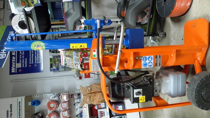Angebote                                          Holzspalter:                     Balfor - Holzspalter A5 V /OR 500 230V (Aktionsangebot!)