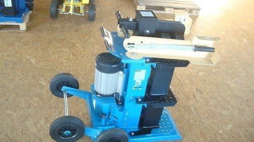 Gebrauchte                                          Holzspalter:                     Scheppach - Holzspalter Scheppach OX3-1000 (gebraucht)