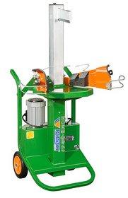 Holzspalter: Posch - SplitMaster 40 PZG mit Kran