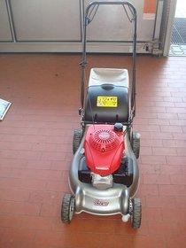 Gebrauchte Benzinrasenmäher: Honda - Honda Rasenmäher HRG466SK (gebraucht)