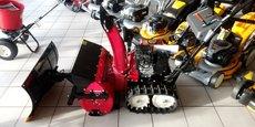Angebote Schneefräsen: Honda - Honda Schneefräse HS 760 T + Räumschild (gebraucht, Aktionsangebot!)