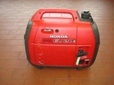 Gebrauchte  Stromerzeuger: Honda - Honda Stromerzeuger EU20i (gebraucht)