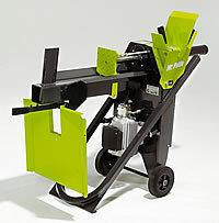 Holzspalter: Posch - SplitMaster 26 mit Längsfahrwerk PZG-E15D
