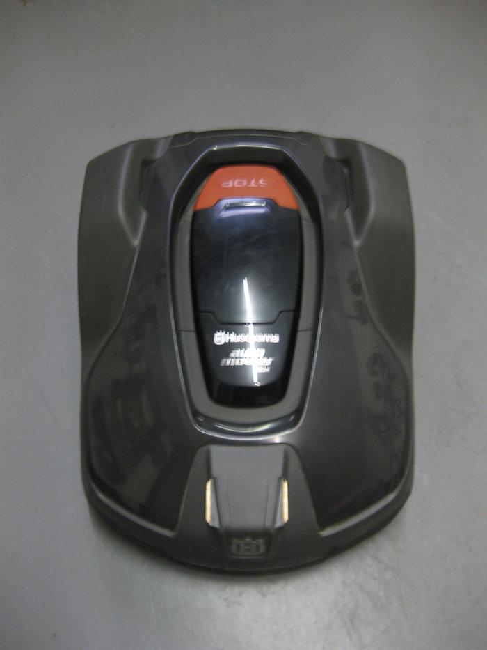Gebrauchte                                          Mähroboter:                     Husqvarna - Husqvaran Automower 430X (gebraucht)