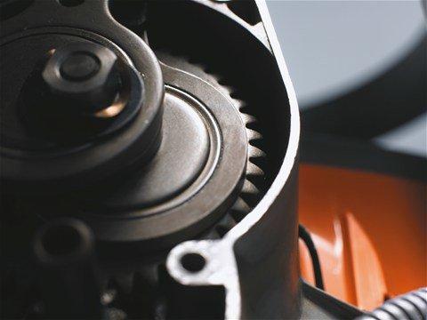 Langlebige Getriebekomponenten Die Getriebekomponenten wurden für ein langes Produktleben unter anspruchsvollen Bedingungen entwickelt.