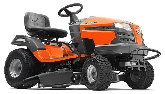"Gebrauchte                                          Gartentraktoren:                     AGRASSIC - Husqvarna TS 242 - AGRASSIC-Traktor ""GREEN PROFI""T""NESS ANGEBOT"" (gebraucht)"