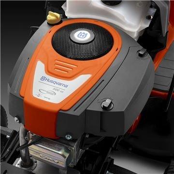Zuverlässig - hochwertiges Kraftpaket - Husqvarna Endurance Series 4195 = Viel Drehmoment - exzellente Laufkultur - günstiger Verbrauch