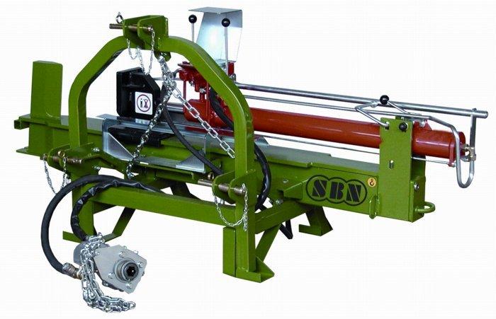 Holzspalter:                     SBN - Hydraulikspalter HHS 13